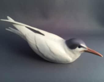 Royal Copenhagen Large Seagull Figure.