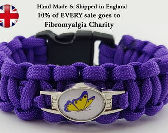 Fibromyalgia Bracelet Wristband