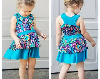 Infant and Toddler Tank Dress