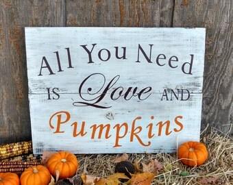 Rustic wooden signs, Fall decor, Pumpkin signs, Fall signs, Autumn decor, Rustic home decor, Harvest signs, Rustic fall decor,Signs for fall