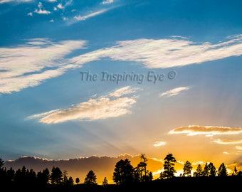 Bryce Sunset Photography Print