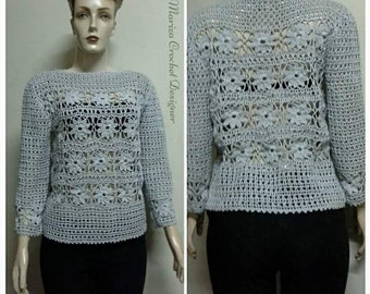 Crochet Blouse