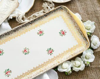 The delights of Rosette: tray