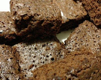 Fudgy Mexican Brownies