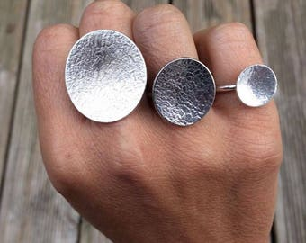 Moon Ring / Large