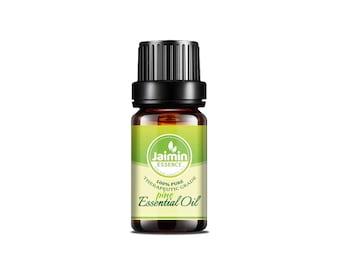 Pine Essential Oil - Jaimin Essence - Pure Pine Oil - Aromatherapy Oil - Therapeutic Grade - Pure Essential Oil