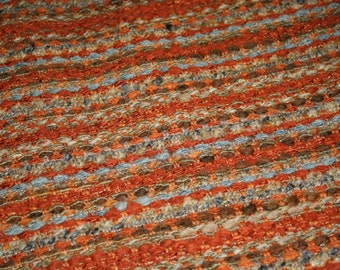 60+ Yards Patty Rust Vintage Upholstery