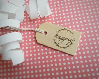 Wooden Gift Tags, Wood Burned Gift Tags, Natural Reusable Wood Gift Tag, Birthday Gift Tag, Wedding Gift Tag, Wooden Gift Tag
