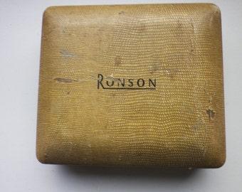 RONSON SUPER TRIM  Electric Razor Shaver / not tested