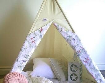 Teepee, play tent - model fairy tale