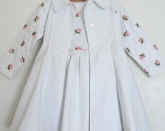 coat + dress c. 1960