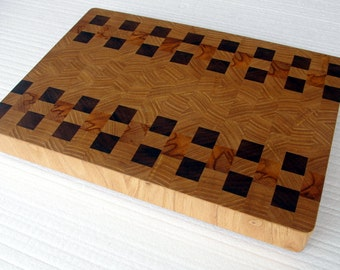 Chopping board / Cutting board / Bread board / End grain cutting board / End grain chopping board
