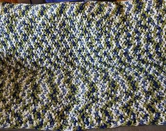 Extra Soft Crochet Afghan