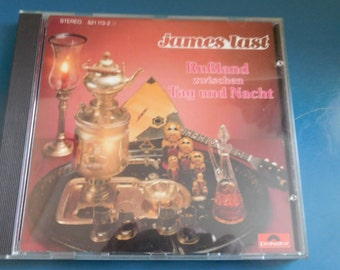 James Last Russland Zwischen Tag und Nacht CD