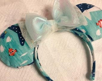 Finding Nemo Ears