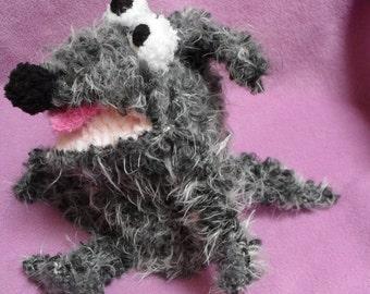 Wolfy Hand Puppet
