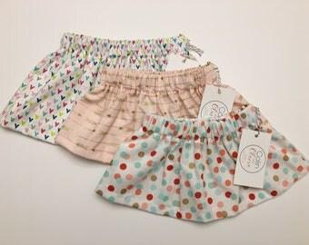 Girls Skirt | Toddler Skirt | Baby Skirt