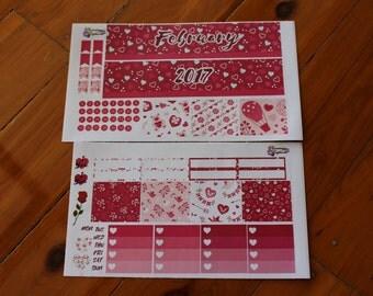 February Monthly Kit