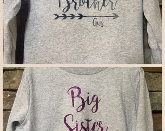 Personalized Brother/Sister Shirts