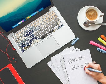 MacBook Keyboard , Artwork Decal Sticker Keyboard KM0021