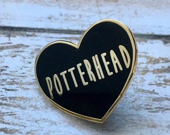 Potterhead pin, Harry Potter pin