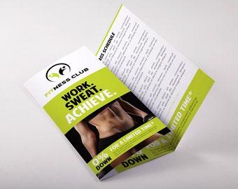 Custom Tri-Fold Brochure Design - Custom Brochure For Your Business - Trifold Brochure