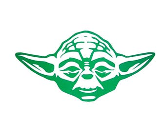 One With the Force Vinyl Car Decal