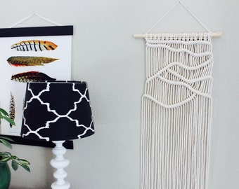 Macrame Wall Hanging *Shipping Included*