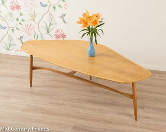 60's coffee table, table, 60s, vintage (704021)