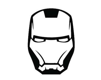 Ironman Inspired decal, Avengers Inspired decal, Ironman Inspired Custom Decal, Ironman Inspired Car Vinyls