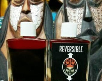 Reversible Oil, Hoodoo, Vodoo, Wicca, Pagan