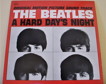 The Beatles - A Hard Day Night (1964), 12