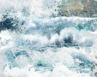 Summer Digital Scrapbook Water, Waves, Wave Overlays, Splashes