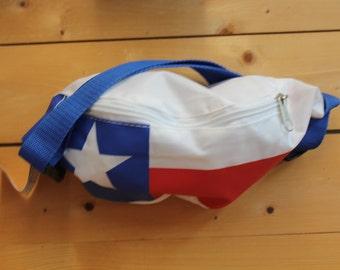 Texas Flag FannyPack