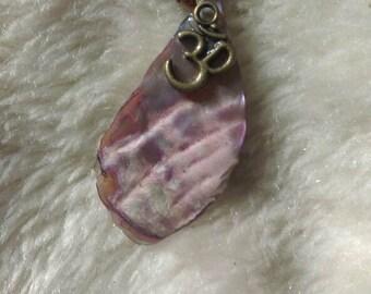 Sea shell, om pendant