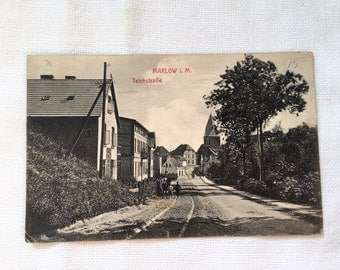 Antique German Postcard/Postkarte