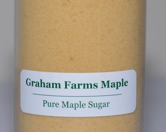 Pure VT Maple Sugar 8oz