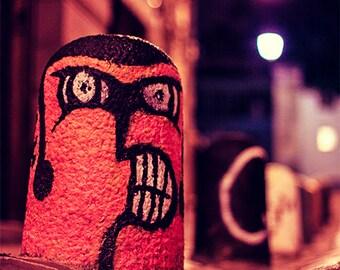 Photography Street Art - Bitte of Montpellier