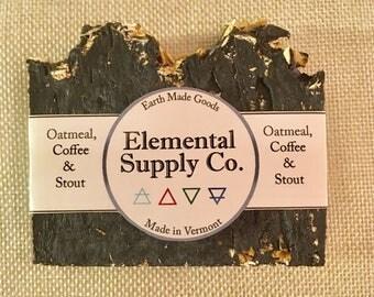 Oatmeal, Coffee & Stout Soap