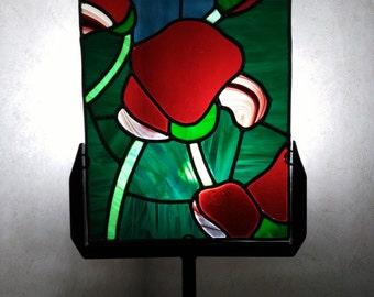 "Lamp ""Poppies"""