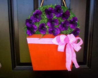 Ever Blooming Flower Pot Hanger