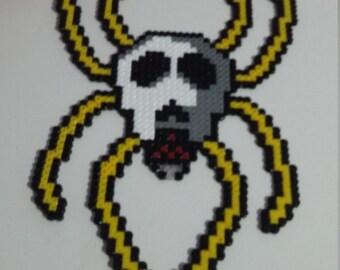 Skulltula Hama Beads