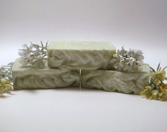 Luxurious French Green Clay Soap
