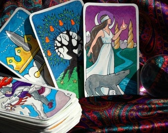 Past, Present and Future Tarot Reading