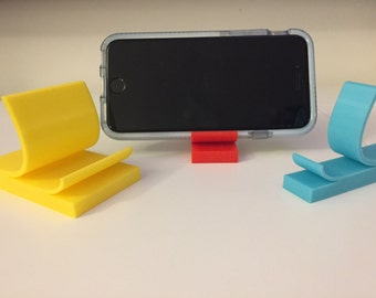 Stand phone or switch post-it