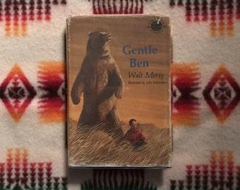 Autographed Gentle Ben