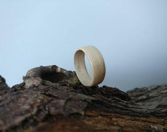 Wood Ring - Tulip