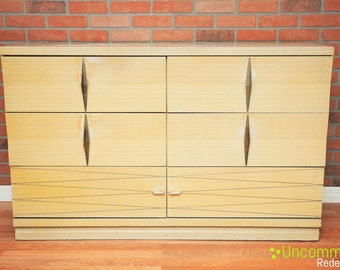 Custom pick your color! - Vintage Blonde Dresser