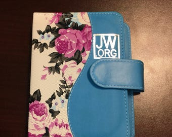 Bible Cover Porta Biblia JW org Bible Holder Ministry or Meetings Para el Ministerio Predicación o Reuniones