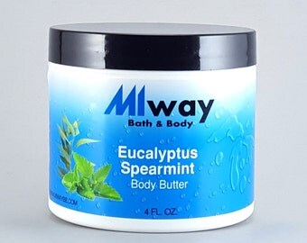 Body Butter - Eucalyptus Spearmint
